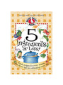 View Paperback Version of 5 Ingredients or Less Cookbook