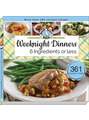 View Weeknight Dinners 6 Ingredients Or Less Cookbook