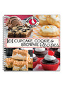 View 101 Cupcake, Cookie & Brownie Recipes Cookbook