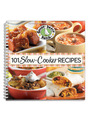 View 101 Slow-Cooker Recipes Cookbook