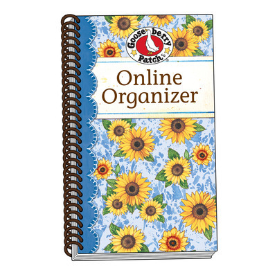 feb312281608 Sunflower Online Organizer A Gooseberry Patch Exclusive Country ...