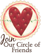 Join Our Circle of Friends
