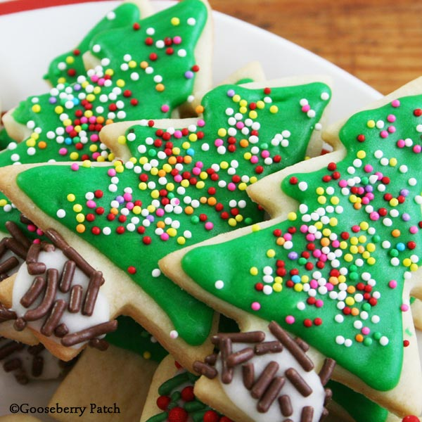 Gooseberry Patch Recipes Old Fashioned Sugar Cookies From The
