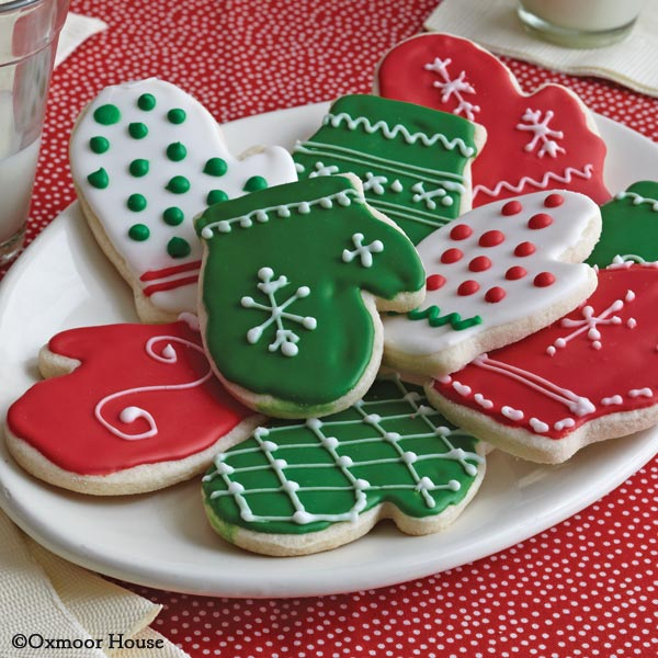 Gooseberry Patch Recipes Sugar Cookie Mittens From Christmas Book 14